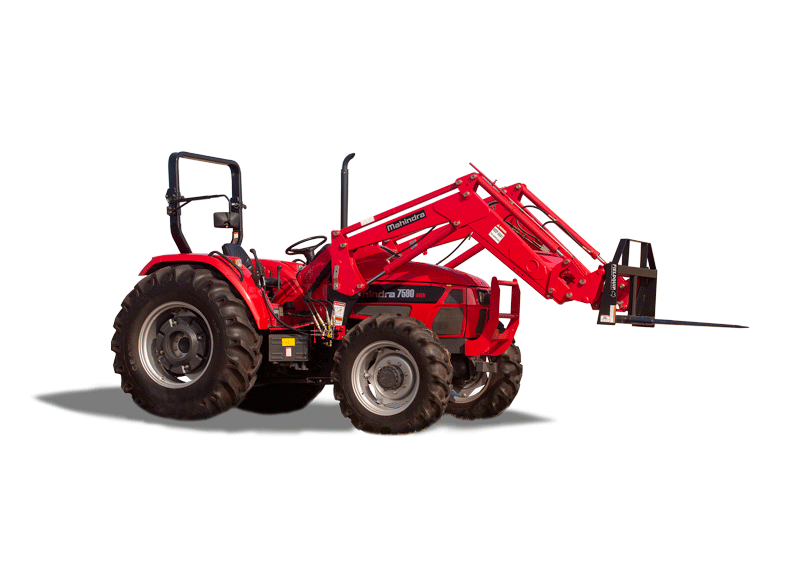 7590 4WD | Mahindra Agriculture